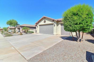 Buckeye Single Family Home For Sale: 26660 W Burnett Road