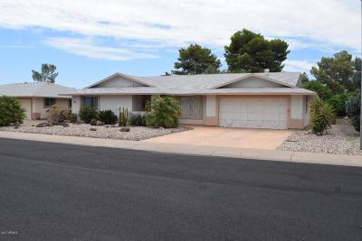 Sun City Single Family Home For Sale: 10313 W Chaparral Drive