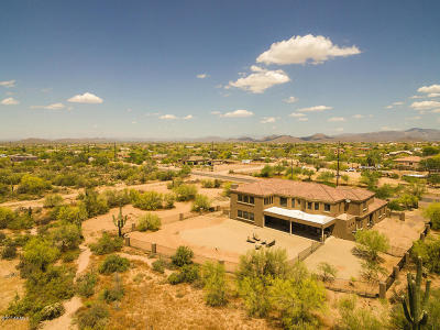 Cave Creek Single Family Home For Sale: 6221 E Dixileta Drive