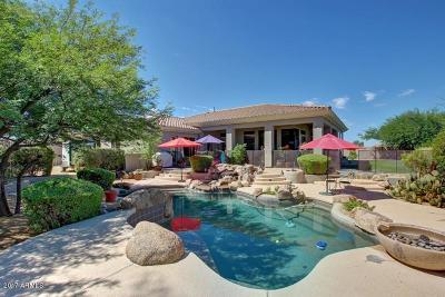 Cave Creek Single Family Home For Sale: 4502 E Sierra Sunset Trail