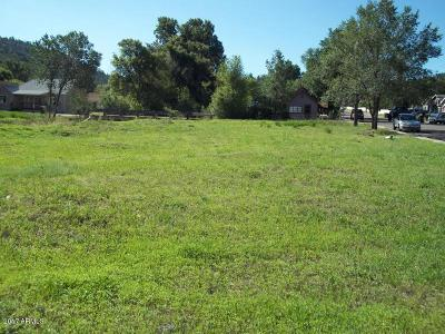 Coconino County, Yavapai County Residential Lots & Land For Sale: 311 S 6th Street