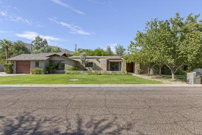Single Family Home For Sale: 6112 E Calle Del Media