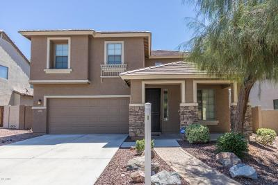 Peoria Single Family Home For Sale: 6815 W Morning Vista Drive