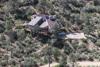 Prescott Single Family Home For Sale: 1122 Bahia Drive