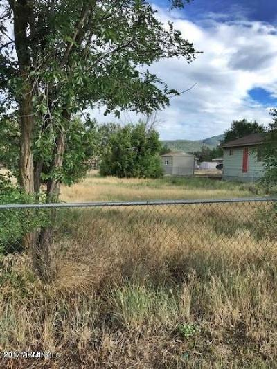 Coconino County, Yavapai County Residential Lots & Land For Sale: 107 W Fulton Avenue