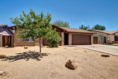 Chandler Single Family Home For Sale: 3205 N Brentwood Place