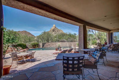 Scottsdale Single Family Home For Sale: 10040 E Happy Valley Road #919