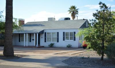 Phoenix Single Family Home For Sale: 932 W Moreland Street