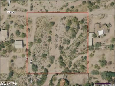 Scottsdale Residential Lots & Land For Sale: 7013 E Davis Road