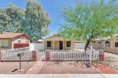 Single Family Home For Sale: 8905 N 2nd Way