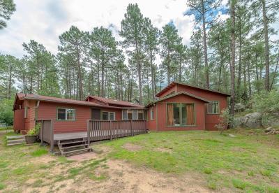 Prescott Single Family Home For Sale: 917 S Manzanita Avenue