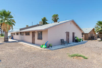 Phoenix Multi Family Home For Sale: 2339 Pueblo Avenue