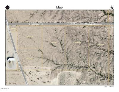 Tonopah Residential Lots & Land For Sale: 322xxx W Baseline Road