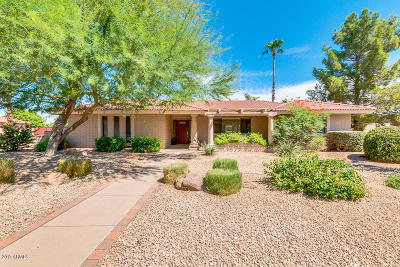 Scottsdale Single Family Home For Sale: 5510 E Acoma Drive
