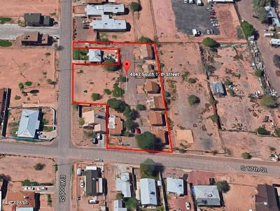 Phoenix Multi Family Home For Sale: 4042 17th Street