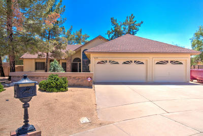 Chandler, Gilbert, Mesa Single Family Home For Sale: 4077 W Victoria Lane