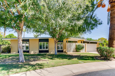 Phoenix Single Family Home For Sale: 1510 W Seldon Way