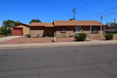 Phoenix Single Family Home For Sale: 519 N 21st Place
