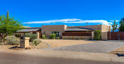 Scottsdale Single Family Home For Sale: 6325 E Desert Cove Avenue