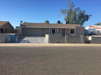 Phoenix Single Family Home For Sale: 7966 W Turney Avenue