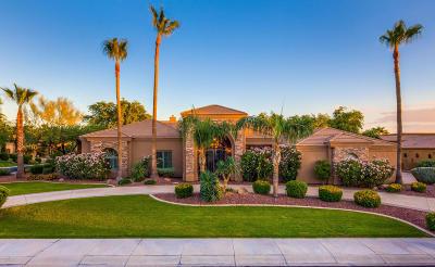 Scottsdale Single Family Home For Sale: 11146 E Ironwood Drive