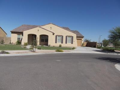 Queen Creek Single Family Home For Sale: 21284 E Waverly Drive