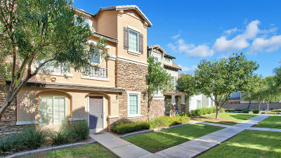 Gilbert Condo/Townhouse For Sale: 4239 E Jasper Drive