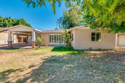 Phoenix Single Family Home For Sale: 537 E Hayward Avenue