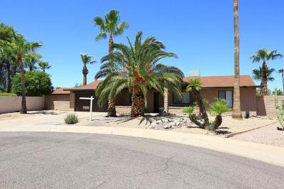 Phoenix Single Family Home For Sale: 11620 N 39th Street