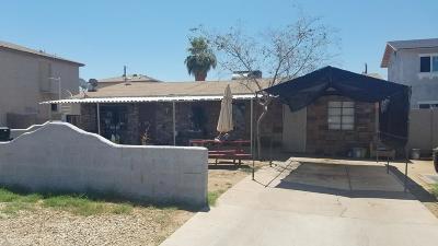 Phoenix Single Family Home For Sale: 2517 E Wood Street