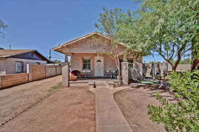 Phoenix Single Family Home For Sale: 358 N 15th Street