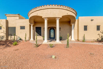 Maricopa Single Family Home For Sale: 17858 N Stonebluff Road