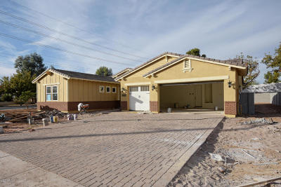 Phoenix Single Family Home For Sale: 1430 W Myrtle Avenue