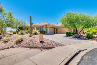 Phoenix Single Family Home For Sale: 40802 N Thunder Hills Court