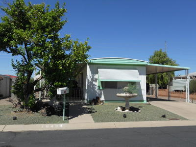 Phoenix Mobile/Manufactured For Sale: 16434 N 32nd Place