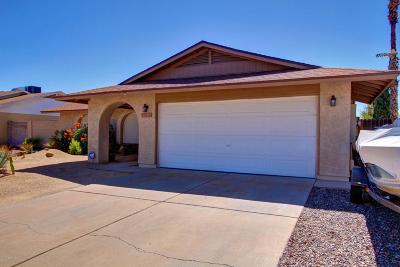 Glendale Single Family Home For Sale: 17824 N 57th Drive