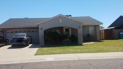 Phoenix Single Family Home For Sale: 7239 N 41st Drive