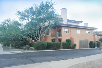 Paradise Valley Condo/Townhouse For Sale: 6940 E Cochise Road #1026