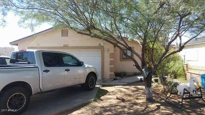 Phoenix Single Family Home For Sale: 3525 W Melvin Street