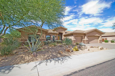 Phoenix Single Family Home For Sale: 25440 N 44th Drive