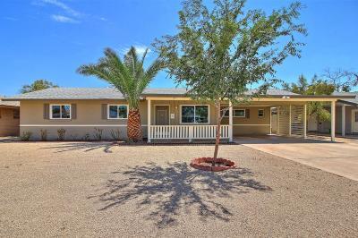 Phoenix Single Family Home For Sale: 3607 W Orange Drive
