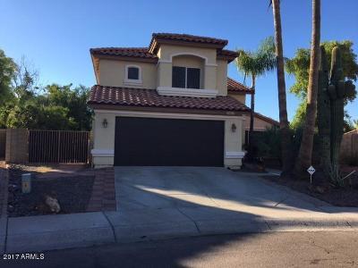 Phoenix Single Family Home For Sale: 4618 E Campo Bello Drive