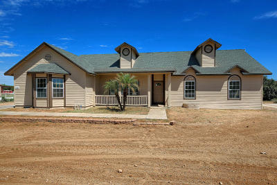 Queen Creek Single Family Home For Sale: 17426 E Hunt Highway