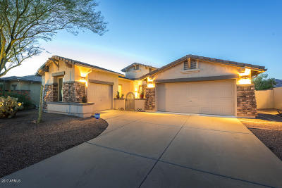 Gold Canyon AZ Single Family Home For Sale: $336,400