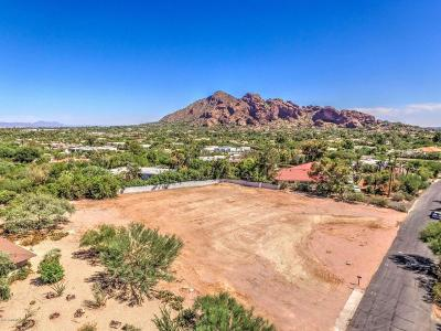 Paradise Valley Residential Lots & Land For Sale: 6601 N Mountain View Road