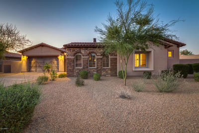 Scottsdale Single Family Home For Sale: 27768 N 110th Place