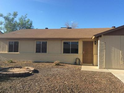Peoria Single Family Home For Sale: 8932 W Ironwood Drive