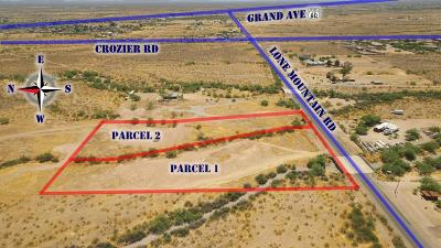 Wittmann Residential Lots & Land For Sale: 221xx W Lone Mountain Road
