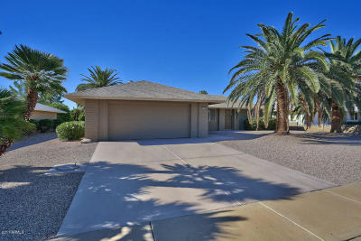 Sun City Rental For Rent: 12618 W Bonanza Drive