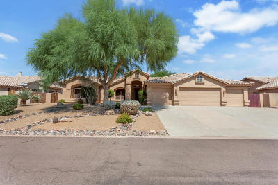 Single Family Home For Sale: 9120 E Calle De Valle Drive